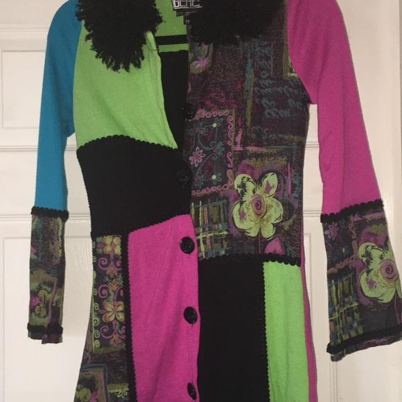 berek dress Dresses & Skirts - Berek small dress multi color